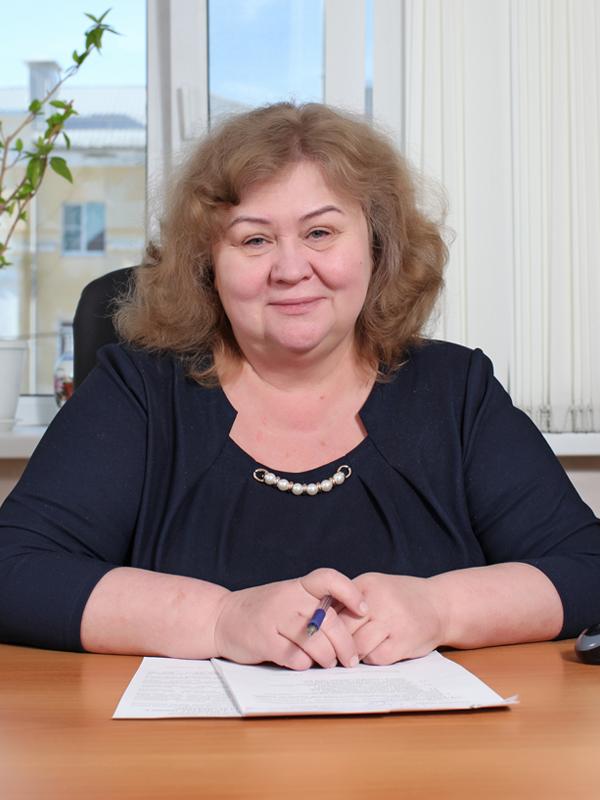 Заместитель генерального директора по экономике и финансам – Бондаренко Татьяна Николаевна