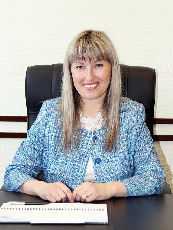 Главный бухгалтер – Крюкова Ольга Алексеевна